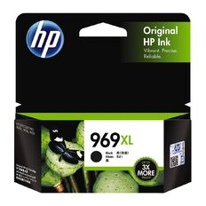 HP Ink 969XL Black (3000 Pages)