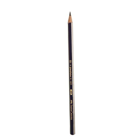 Faber-Castell Pencil Goldfaber 2B Single Black