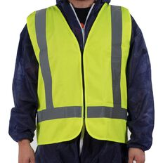 Pomona Hi Viz Vest Day Night Ttmc-W Yellow Medium