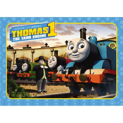 Thomas The Tank Engine 35 Piece Frametray Puzzle Assorted