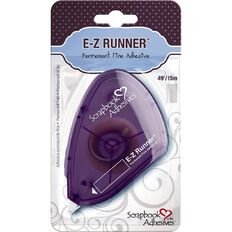 3L Scrapbook Adhesives E-Z Runner Vellum Clear