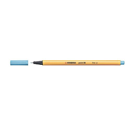 Stabilo Point 88 Fineliner 0.4mm Azure