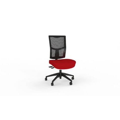 Chairmaster Urban Mesh Chair Chilli Red