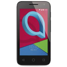 2degrees Alcatel U3 Black