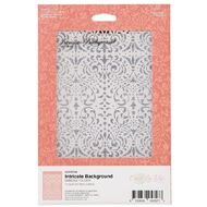 Couture Creations Cest La Vie Embossing Folders Assorted