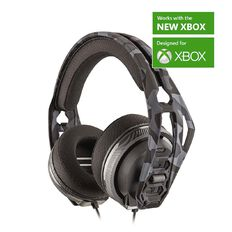 RIG 400HX Headset XB1 Forest Camo