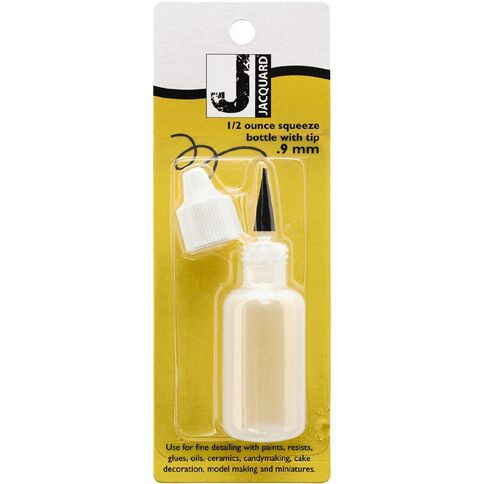 Jacquard Applicator Bottle 1/2oz #9 Tip