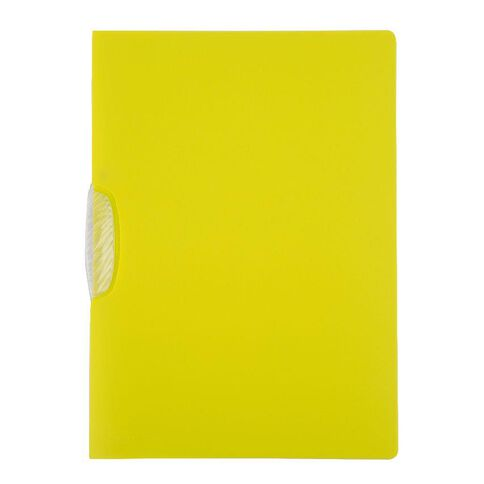 Durable Swingclip File 30 Sheet Green