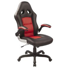Jasper J Racer Chair Red Red