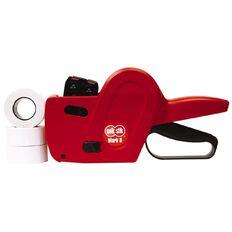 Quik Stik Labels Price Gun Mark Ii Double Line Red