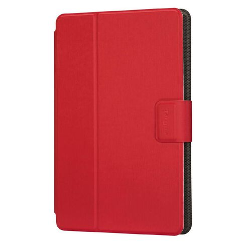 Targus SafeFit 7-8.5 Inch Rotating Case Red