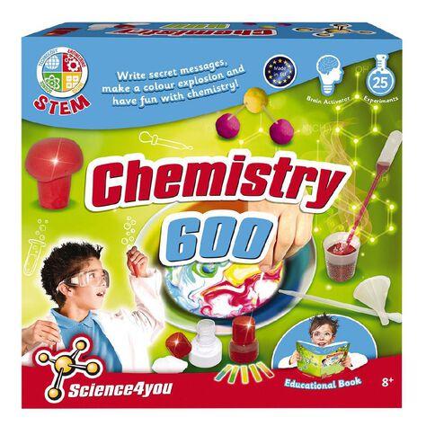Science4u Chemistry 600