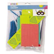 Kookie Foam Fun Glasses Accessory Pack Robot