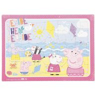 Peppa Pig Puzzle Frame Tray 35 Piece Assorted