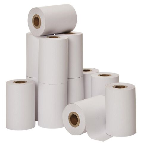Impact Eftpos Roll 57 x 38mm Thermal White 12 Pack FSC Paper