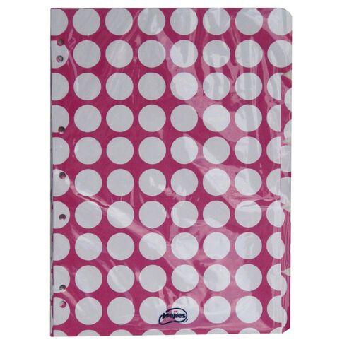 DAS Visual Diary Hardback 11 x 8 110 Sheet Red