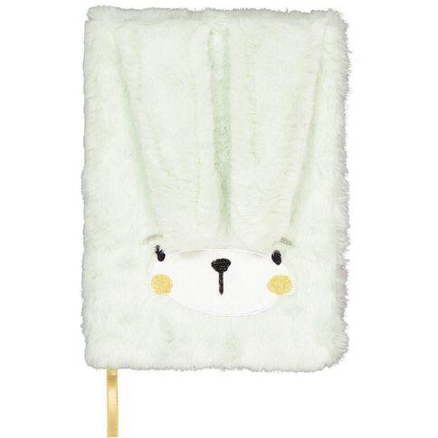 Kookie Novelty19 Rabbit Notebook Mint A5