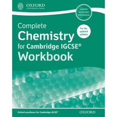 Igcse Year 11 Chemistry Workbook