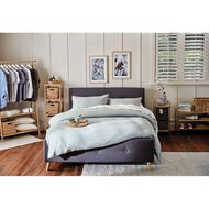 Living & Co Bamboo 4 Tier Shelf Natural