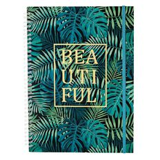 Uniti Fun & Funky Q3 Soft Cover Notebook Beautiful A4