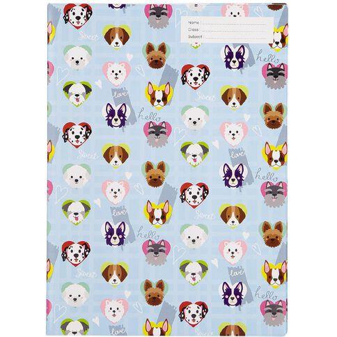 WS Book Sleeve Dogs 1B8