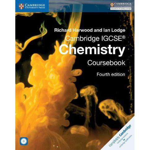 Igcse Year 11 Chemistry Coursebook
