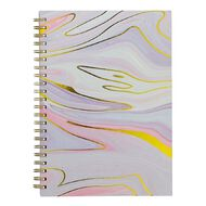 Uniti Creativity Takes Courage Hardcover Notebook A4