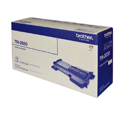 Brother Toner TN2030 Black (1000 Pages)