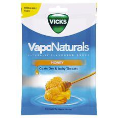 Vicks Vaponaturals Honey 19s