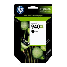 HP Ink Cartridge 940XL Black (2200 Pages)