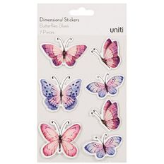 Uniti Butterflies Blues
