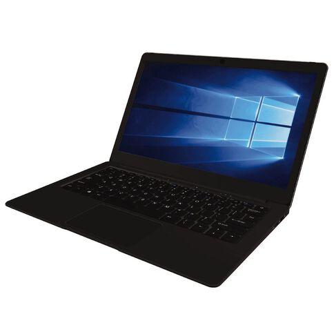Everis 13.3 Inch Notebook E2017 Matte Black