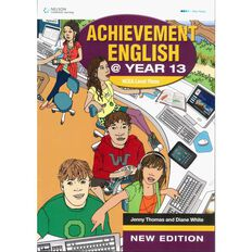 Ncea Year 13 Achievement English