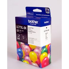 Brother Ink LC77XL Black (2400 Pages)