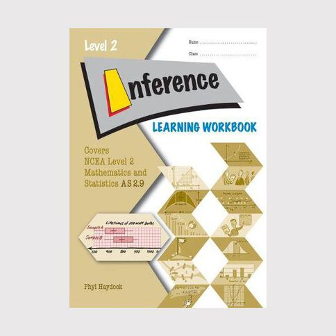 Ncea Year 12 Inference 2.9 Learning Workbook