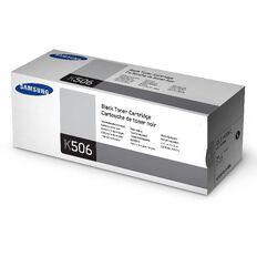 Samsung Toner CLT-K506L Black (6000 Pages)