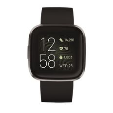 Fitbit Versa 2 Black/Carbon
