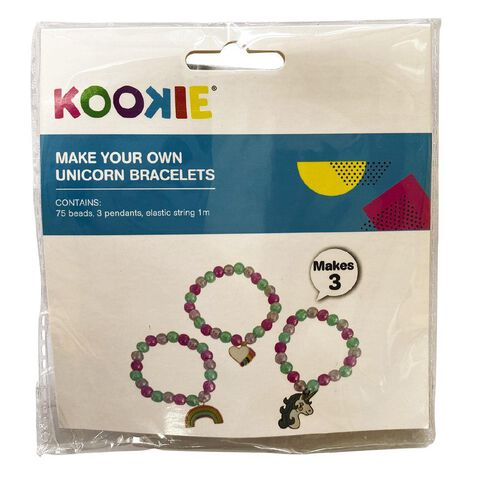 Kookie Make Your Own Unicorn Bracelets