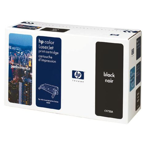 HP Toner 641A Black (9000 Pages)