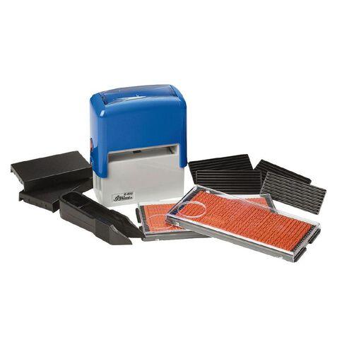 Shiny Stamp S883 Diy Self-Inking Kit 3/4mm