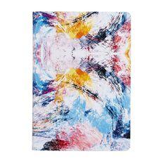 Uniti Fun & Funky Notebook Stitched Splash Multi-Coloured A5