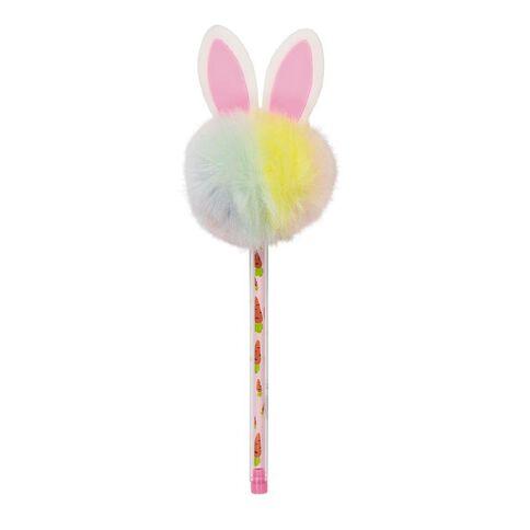 Kookie Novelty20 Pen Bunny Pom Pom