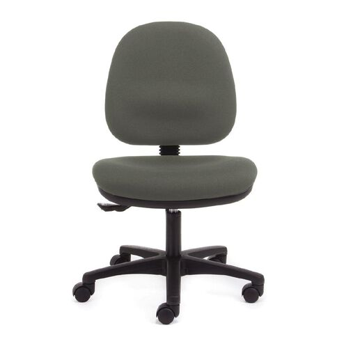 Chair Solutions Aspen Midback Chair Classic Silver
