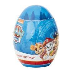 Paw Patrol Large Egg Activity Set