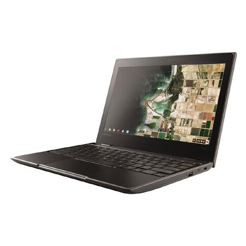 Lenovo 11.6 inch Chromebook 100e 2nd Gen Black