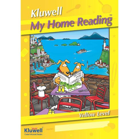 Kluwell My Home Reading Yellow Level Junior Yellow