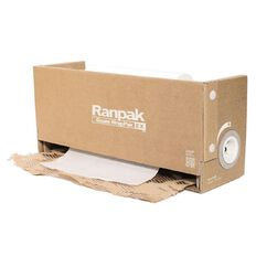 Ranpak Geami Ex Mini Brown 134m Sustainable Alternative to Bubblewrap