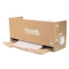 Ranpak Geami Ex Mini Brown 134m Sustainable Alternative to Bubblewrap