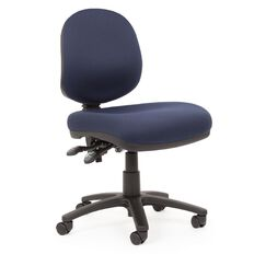 Chairmaster Apex Plus Midback Chair Royal Blue