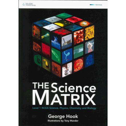 Ncea Year 11 Science Matrix